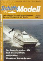 Schiffsmodell 10/93 a