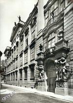 AK Prag Palais Clam-Gallas, erbaut1713-19 nach dem Entwurf J.B.Fischers von Erlach    w1