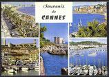 AK Souvenir de Cannes    s/29