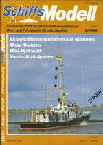 Schiffsmodell 3/92 a