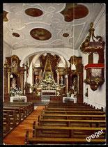 AK Ebringen, Kath. Pfarrkirche St. Gallus    74/12