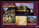 AK Schwangau-Horn, Reklamekarte Hotel Kienberg    68/45