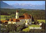 AK Die Wies. Wallfahrtskirche    41m