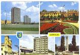 AK Levice, Mehrbildkarte     51/46