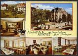 AK Bad Kissingen Wissell Sanatorium   19/24