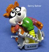 die Fancy Fuxies von 1998  - Benny Bohrer - ohne BPZ   -  1x