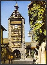 AK Riquewihr, L'élégante tour du Dolder    99n