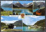 AK Pertisau am Achensee Tirol, Mehrbildkarte     54/25