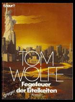 TB Fegefeuer der Eitelkeiten von Tom Wolfe