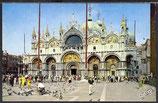AK Venezia die Markus Kirche    y33