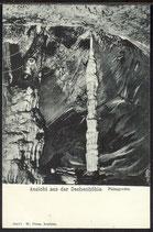 AK Ansicht aus der Dechenhöhle bei Iserlohn, Palmgrotte 8/20