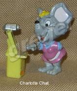 Mega Mäuse von 2001  - Charlotte Chat  -  ohne BPZ  - 1x