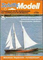 Schiffsmodell 3/88  abl