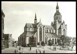 AK Stralsund, der Neue Markt Ende des 19. Jahrhunderts   28-l
