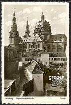 AK Würzburg, StifthaugerpfarrkIrche    10p