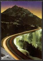 AK Europabrücke bei Innsbruck    49/49