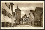 AK Rothenburg o. T. Spitalstrasse    4/34