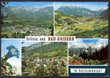 AK Grüsse aus Bad Goisern, Mehrbild   28/16