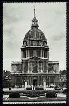 AK Paris et SES MERVEILLES. Dome des Invalides    91/19
