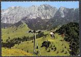AK Alpenstadt Kufstein, Tirol, Alpenlift am Brentenjoch     54/38