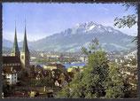 AK Luzern mit Pilatus   37/34