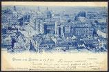 AK Deutsches Reich 1899 Gruss aus Berlin, Panorama 6/31