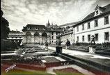 AK Prag Wallenstein Palais erbaut 1624-30 erbaut von G. Pieronni, A. Spezza und E.Sebregondi    w7
