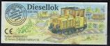 Diesellok  von 1995  Nr. 639 060 - 1x
