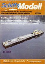 Schiffsmodell 12/86 c  abl