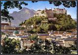 AK Salzburg Altstadt mit Unterberg  27/25