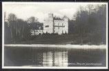 AK D.Reich postal. gelaufen  Schloss Berg am Starnbergersee   32/36