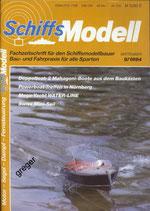 Schiffsmodell 9/94 a