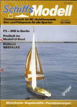 Schiffsmodell 10/88 c  abl