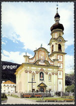 AK Pfarrkirche in Götzen    17n