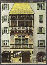 AK Innsbruck Goldenes Dachl     52/11