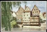 AK Lüneburg, Fachwerkhäuser an der Ilmenau   66/37