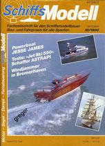Schiffsmodell 10/90 a