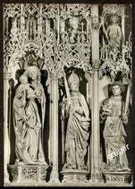 AK Heilbronn, Kilianskirche, Teilansicht des Schreins   74/17