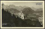 AK Deutsches Reich Burg Neuschwanstein      5i
