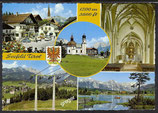 AK Seefeld Tirol Mehrbildkarte   38/47