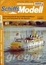 Schiffsmodell 11/01 b