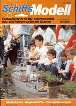 Schiffsmodell 11/88   abl