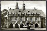AK Goslar am Harz, Rathaus Marktplatz    43/4