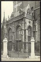 AK Bruges Bäptistere de Notre-Dame    43/22