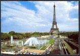 AK ParisLa Tour Eiffel    t 46