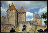 AK Cite de Carcassonne, Entrée    88-l