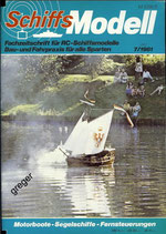 Schiffsmodell 7/81 c