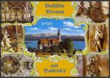 AK Basilika Birnau Mehrbildkarte    43m