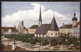 AK Altötting Blick vom Kapellplatz St. Annakirche   21/39
