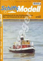 Schiffsmodell 6/98 b
